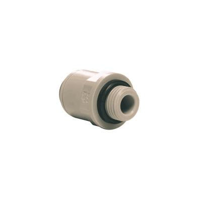 John Guest PI Fittings Straight Adapter (BSP - Large Seal)