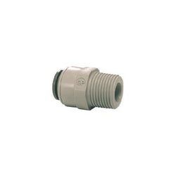John Guest PI Fittings Straight Adapter (BSPT)
