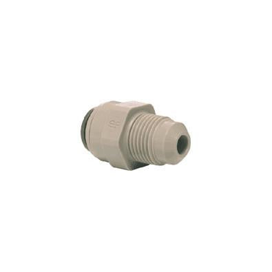 John Guest PI Fittings Straight Adapter (British Nipple Type)