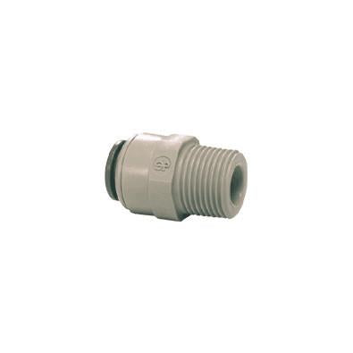 John Guest PI Fittings Straight Adapter (NPTF)