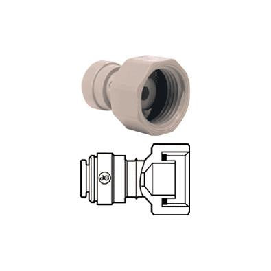 John Guest PI Fittings Tap Adaptor BSP
