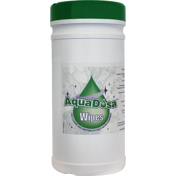 Aqua Dosa Sanitising Wipes (Tub of 200) (ADW200)