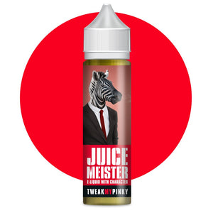 Juicemeister: Tweak my Pinky 50ml 0mg