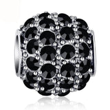 New TOP Quality  Full Crystal Charm Beads Bracelet/Pendants For Women Jewelry
