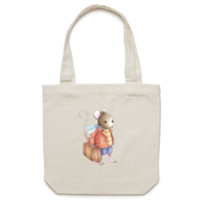 Duddley Doo Canvas Tote