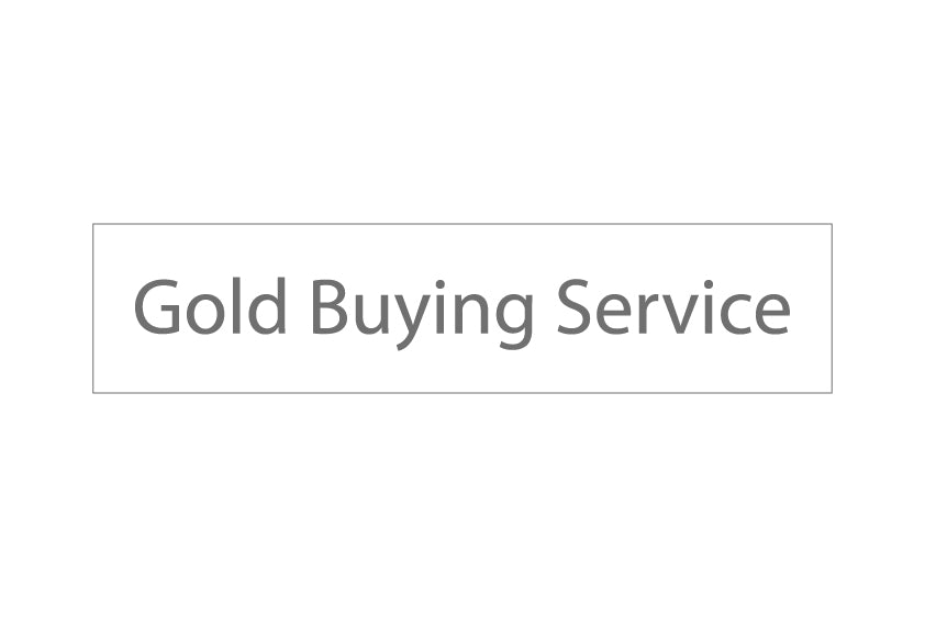 Gold Buying Service