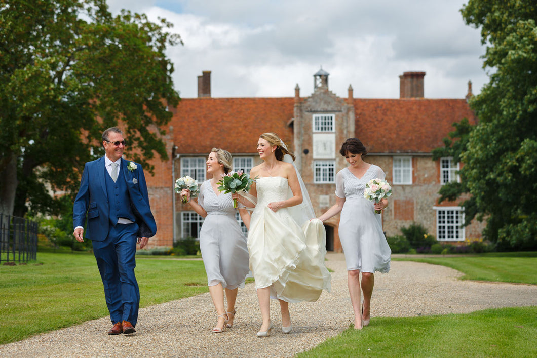 Elegance Package at Bruisyard Hall and Barn Mid Week 2018