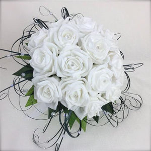 Hand-tied Bouquet 9""