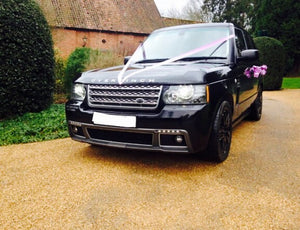 Range Rover Overfinch Vogue Supercharged Luxury