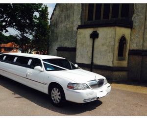 Lincoln Town Car Krystal Stretch Limousine