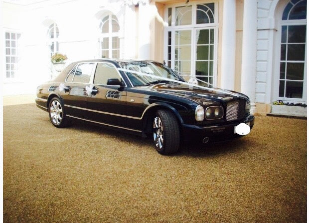 Bentley Arnage 6