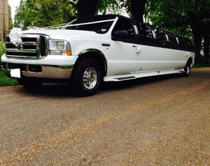 Ford Excursion Stretch