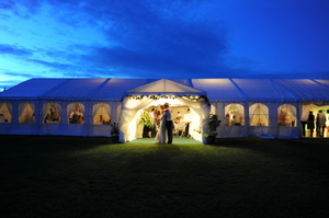 Budget Marquee Hire 100 Guests