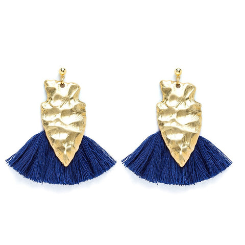 Charly James - Boucles d'oreilles - Alice Marine - made in france