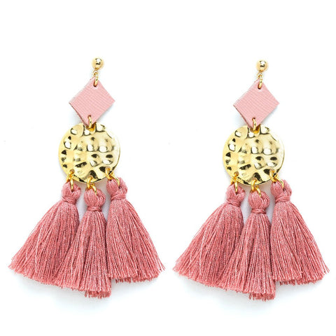 Charly James - Boucles d'oreilles - Jeanne Rose