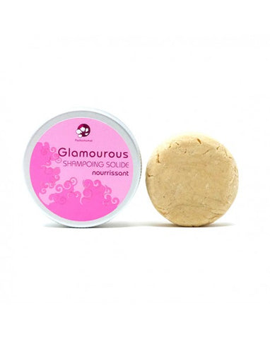 Pachamamai - Format Voyage Glamourous Shampoing Solide Cheveux Secs