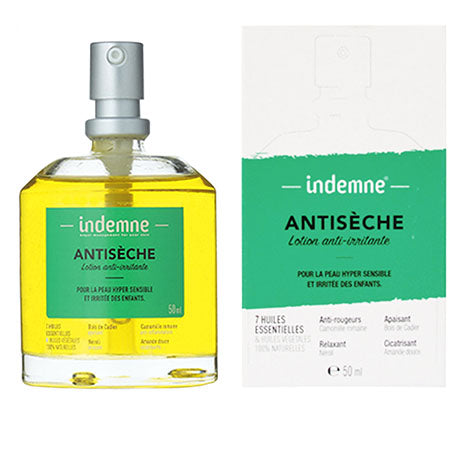 "Indemne - Lotion ""Antisèche"""