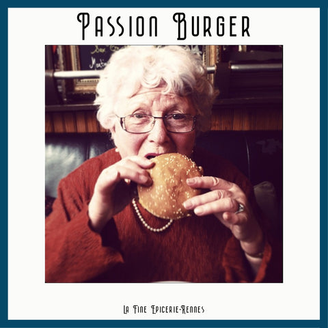 Tote Bag LFE - Passion Burger