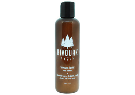 Bivouak - Shampoing à barbe - made in france