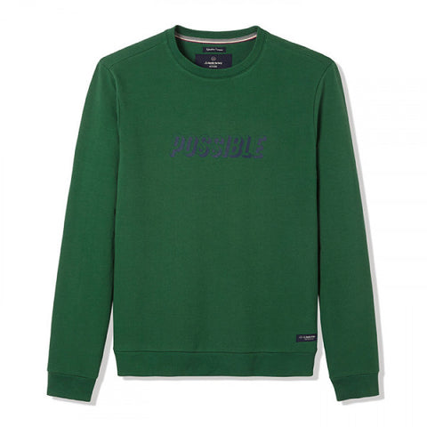 "Gentle Factory - Sweat vert ""Possible"""