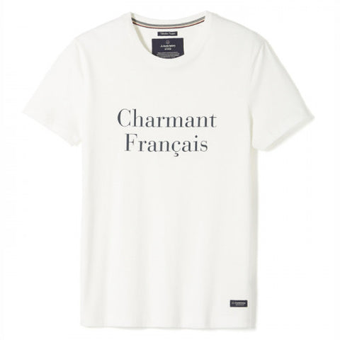 Gentle Factory - T-shirt Charmant Français