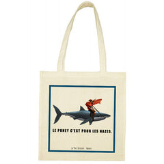 Tote Bag LFE - Les dents de Napo