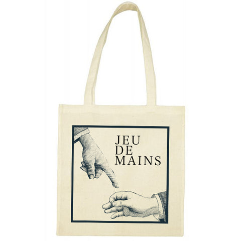 Tote Bag LFE - Jeu de mains