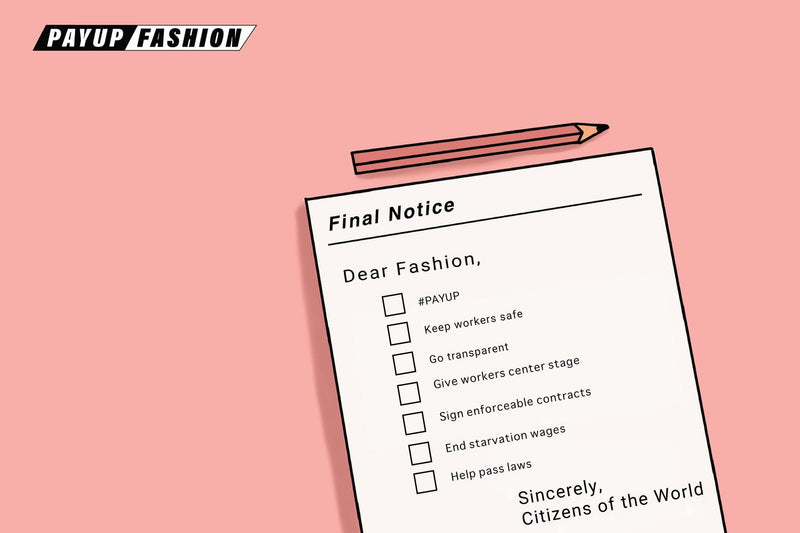 The new movement to reform fashion