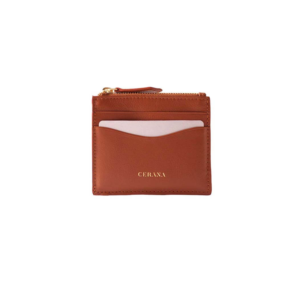 Cerana leather card holder