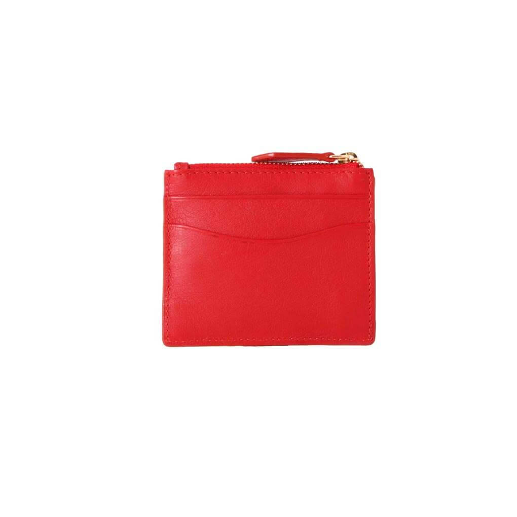 cerana red coin purse