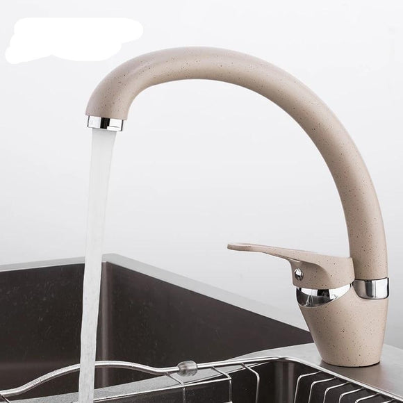 Kitchen Sink Swivel Faucet