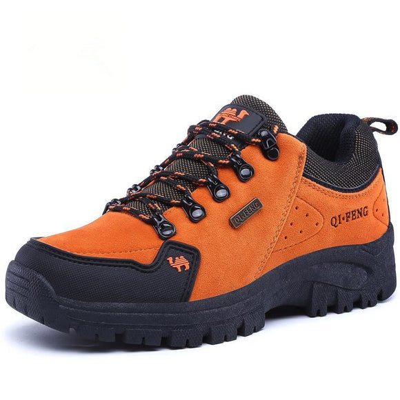 Casual Outdoor Leather Men's Shoes