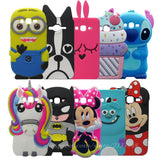 Comic Character Phone Cases