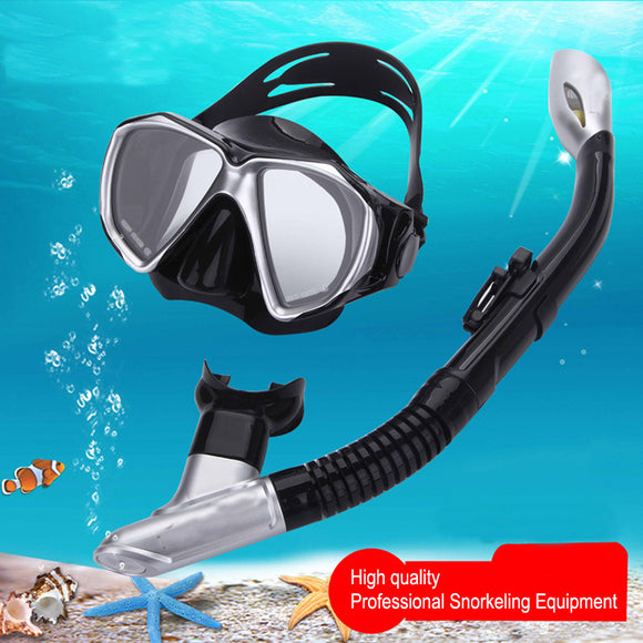 Trainer Scuba Swimming Mask