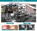 Infrared Surveillance CCTV Camera