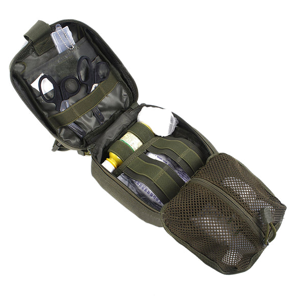 Tactical First-Aid Utility Bag