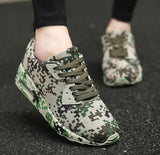 New Brand Camouflage Unisex Shoes