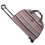 New Women's Luggage Trolley Bags