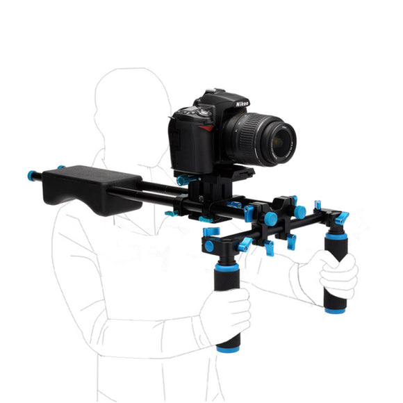 Shoulder Mounted Movie Kit Camera Holder