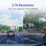 Dual-Core Widescreen Dash Camera