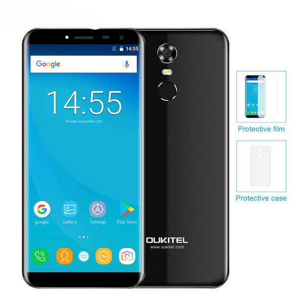 Edgeless Android Smartphone