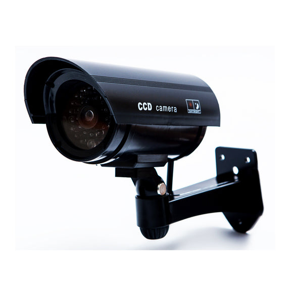 LED Dummy Surveillance Camera