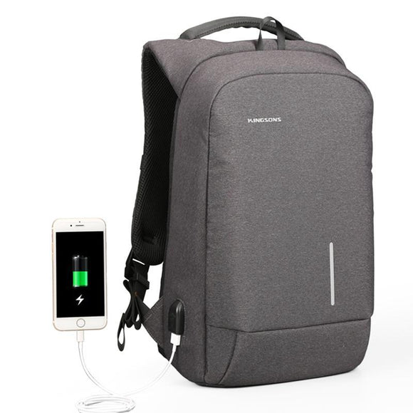 Handy Laptop Charging Backpack