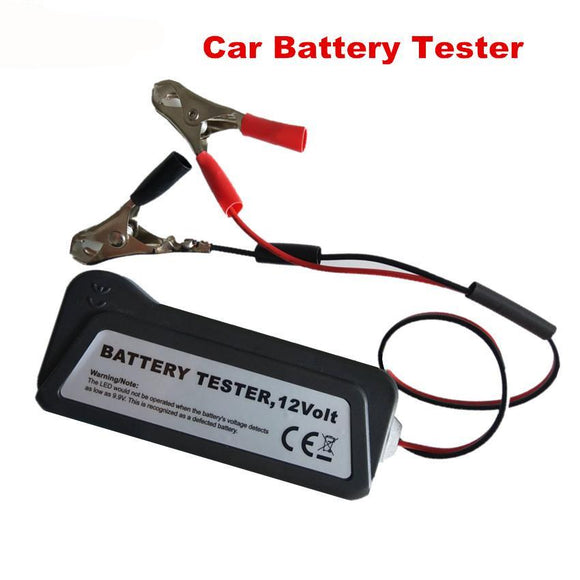 LED Digital Battery Tester