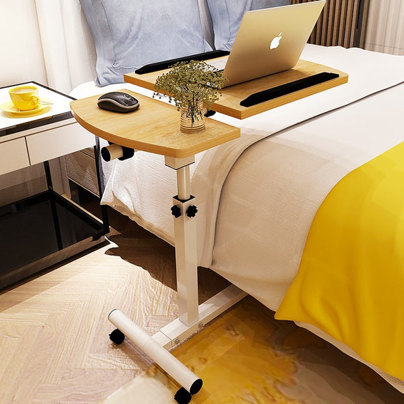 Removable Bedside Laptop Table Assembly