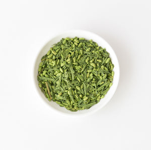Genmaicha with Matcha