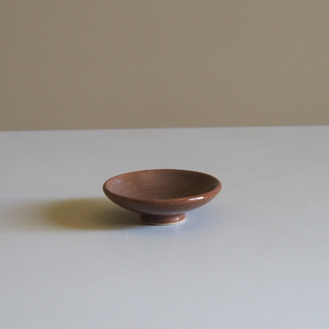 Small Footed Dish