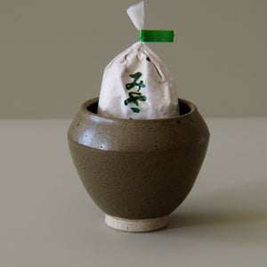 Angular Vessel for Miyako Ash