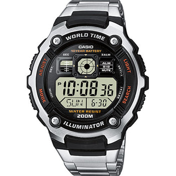 Casio Collection horloge AE-2000WD-1AVEF (52MM)