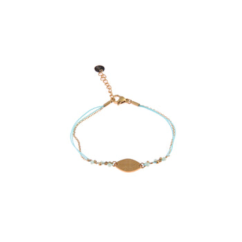 Go Dutch Label Armband Oog Goud of zilver B0389